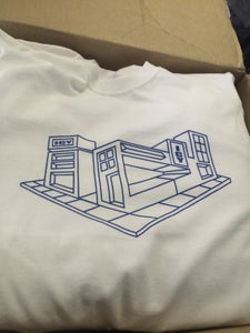 Image of Buildings Tee