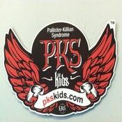 Image of PKS Car Magnet