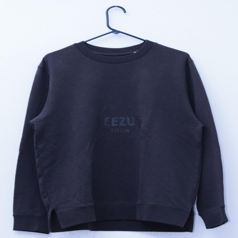 Image of YEEZUS TOUR MERCH x PACSUN GREY SWEATSHIRTYeezus Tour Merch Sweatshirt