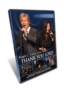 Image of Thank You Lord Live Concert DVD