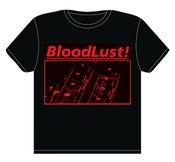 Image of BloodLust! Analog T-Shirt