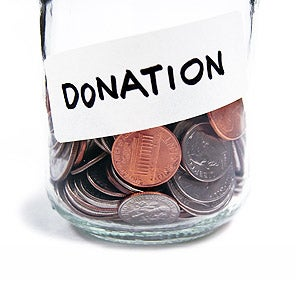 Image of Donation to The SRCP