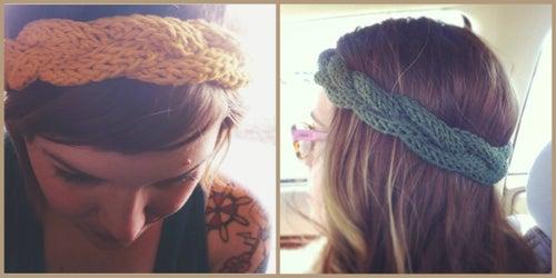 Image of Braid Headband/Crown