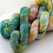 Image of Lady Edith - Merino/Silk Sock Yarn