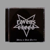 Image of Ravens Krieg *new* CD / Militia Of Blood Sacrifice CD