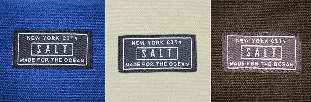 Image of Salt Surf - Black Tote