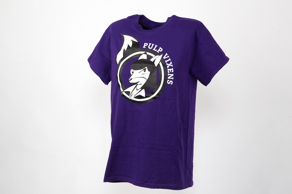Image of Pulp Vixens Adult T-shirt