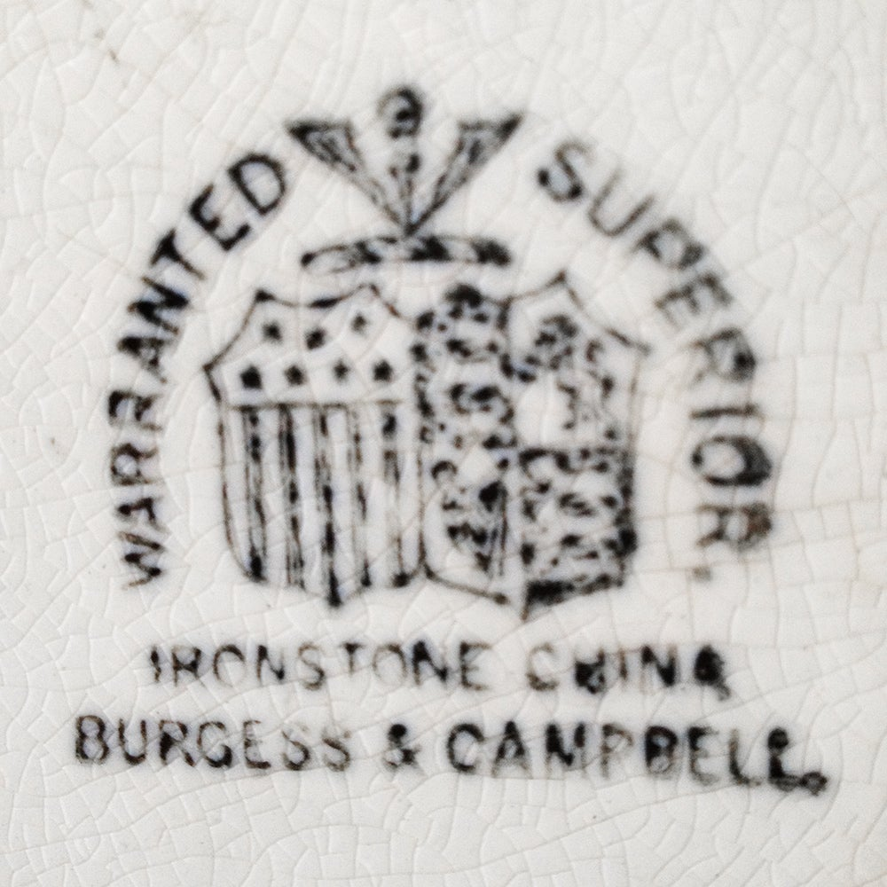 Image of Antique Ironstone