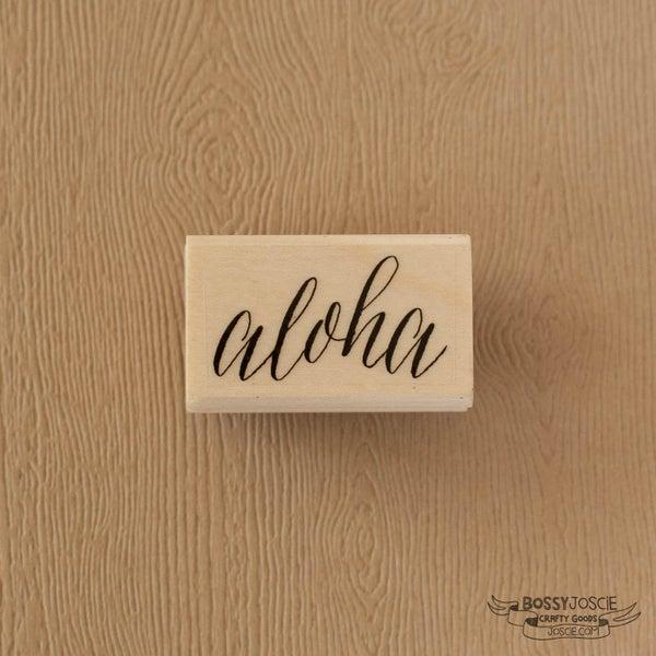 Image of aloha stamp