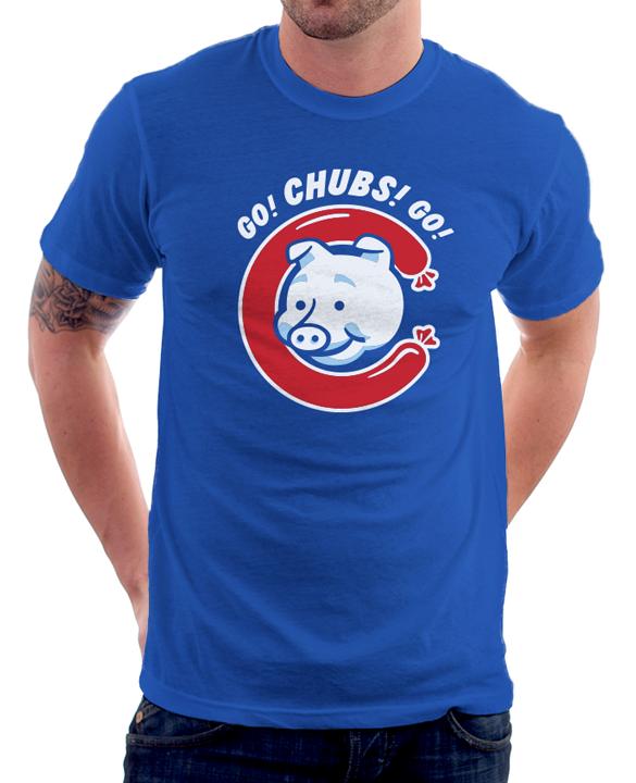 Image of CHUBS Adult T-Shirt