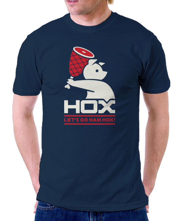Image of HOX Adult T-Shirt