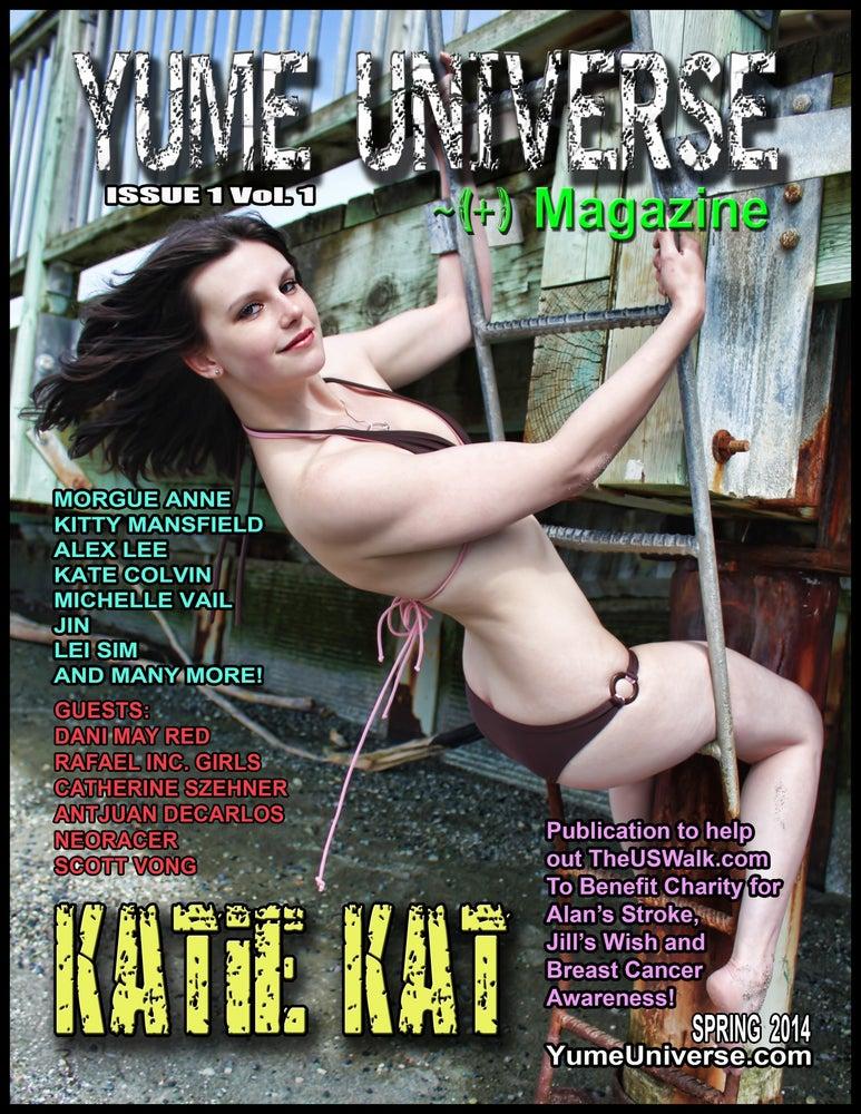 Image of YUMEUNIVERSE.COM Magazine Issue #1 Spring 2014 Digital Version