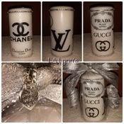 Image of Handmade Custom Candle Creations