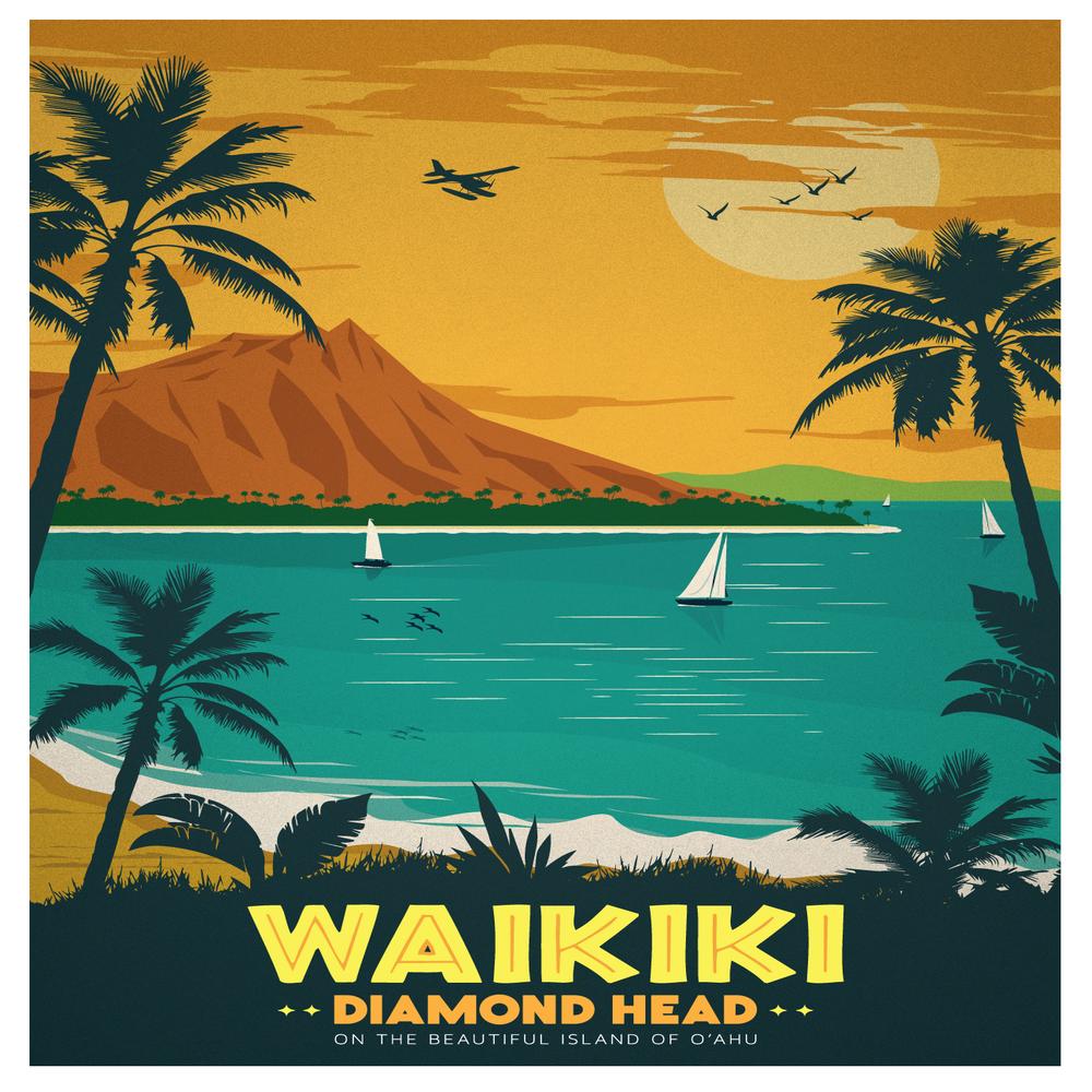 ideastorm media store  u2014 vintage waikiki