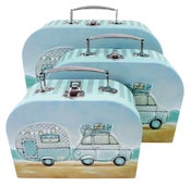 Image of Mini Suitcase set