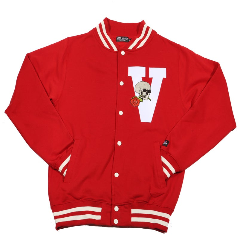 Image of Club Jacket (Red)