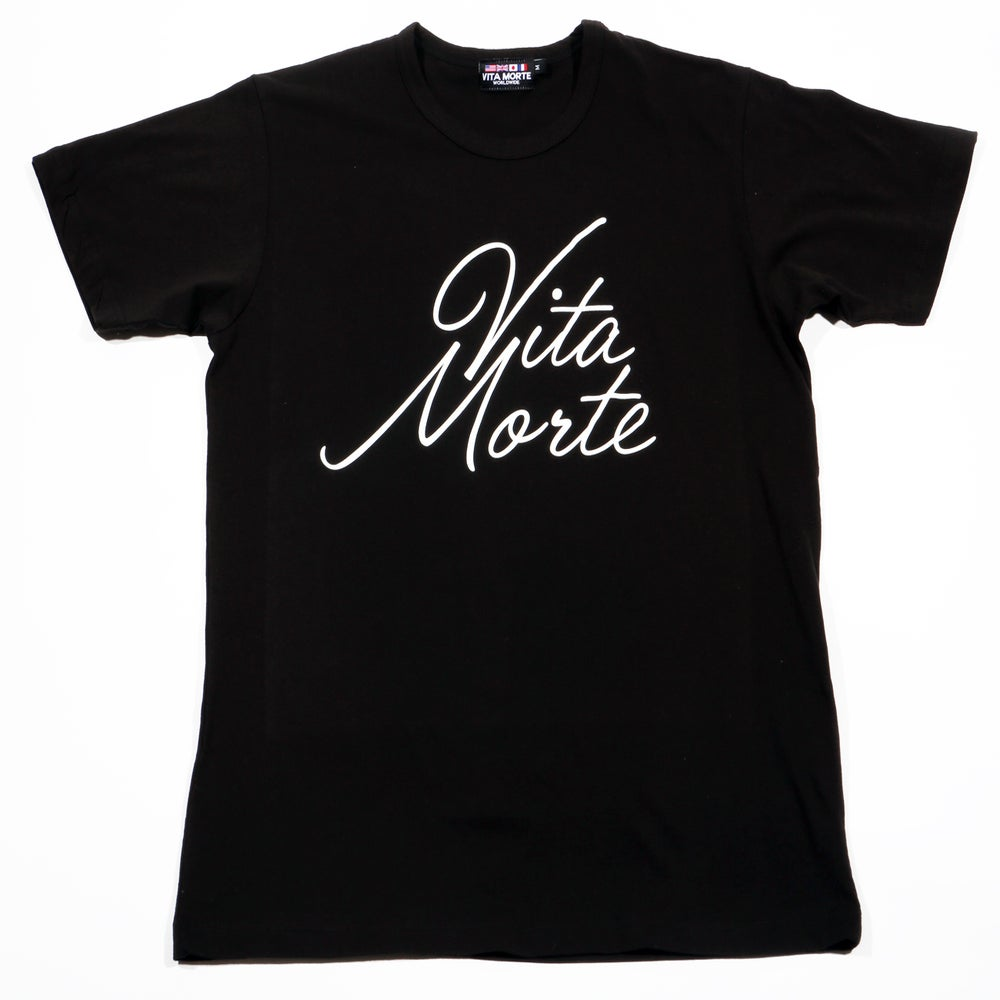 Image of Signature Tee (Black)