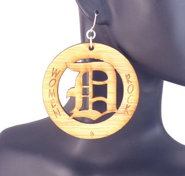 Image of Detroit Rocks Earrings