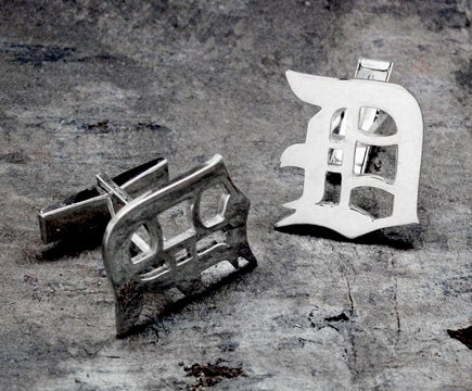 Image of Detroit Cufflinks