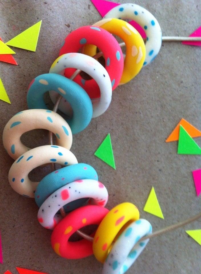 Image of Yo-Yo Necklace one-off