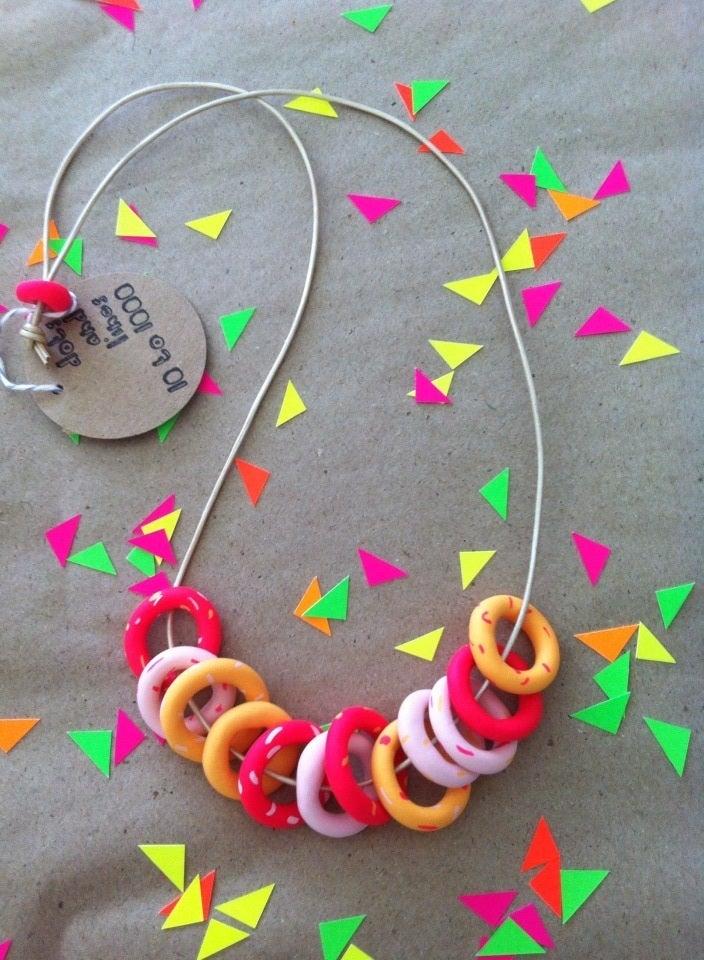 Image of Yo-Yo Necklace one-off 2