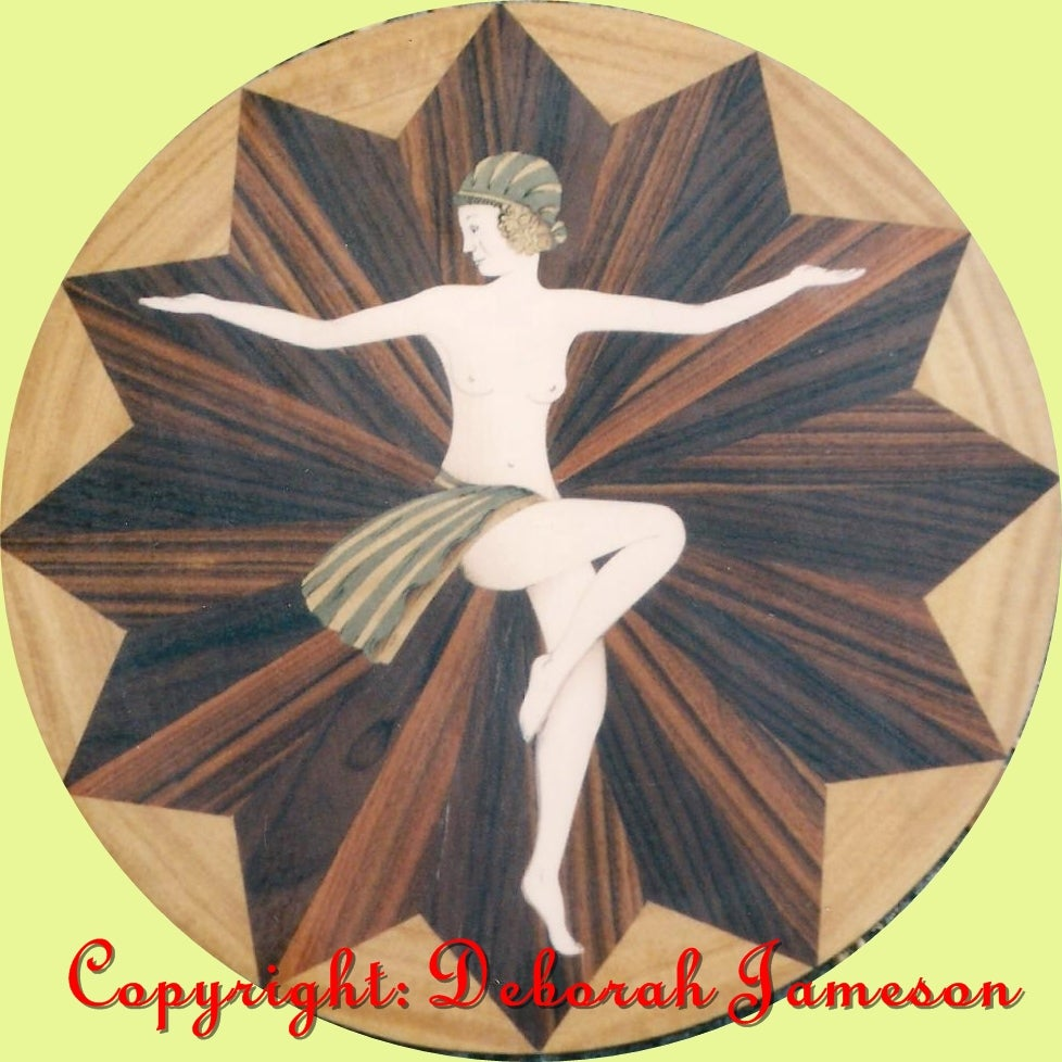 Image of Item 447. Art Deco Lady