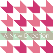 Image of A New Direction Mini Quilt #112, PDF Pattern