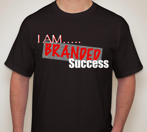 Image of I AM Branded Success T-shirt