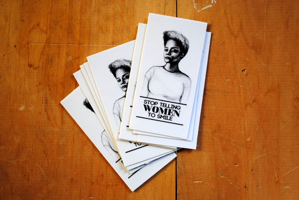 Image of STWTS Small Stickers