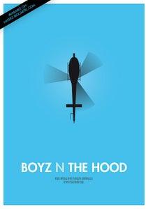 Image of CINÉMA DE QUARTIER - Boyz N the hood