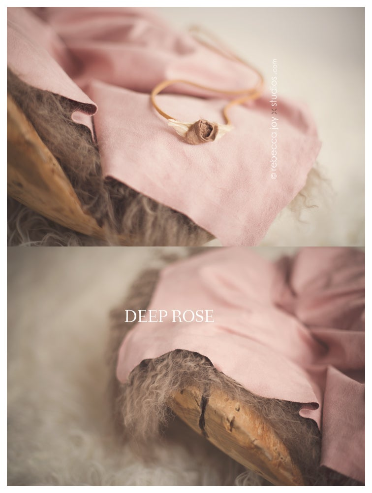 Image of {Organic Suede} Mini Blanket/ Wrap