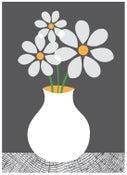 Image of Daisies art print