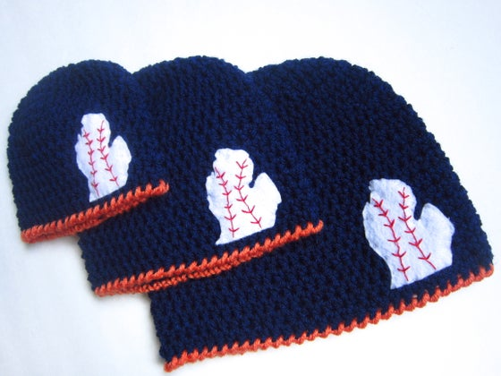 Image of Detroit Baseball Hat