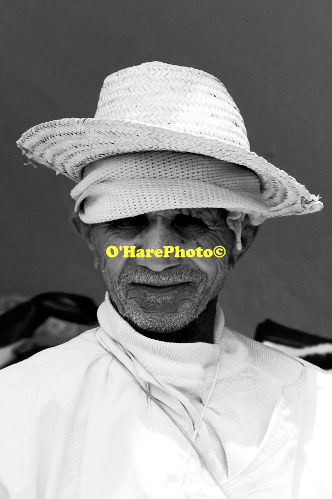Image of MARRAKECH MAN • Custom Matted