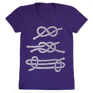 Image of Womens Nautical Knots