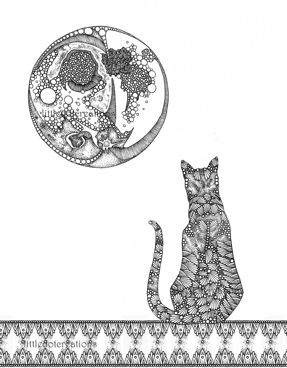 Image of All cats are grey in the dark