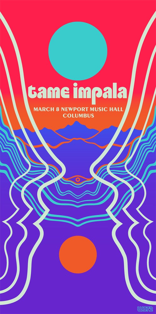 Image of Tame Impala Columbus