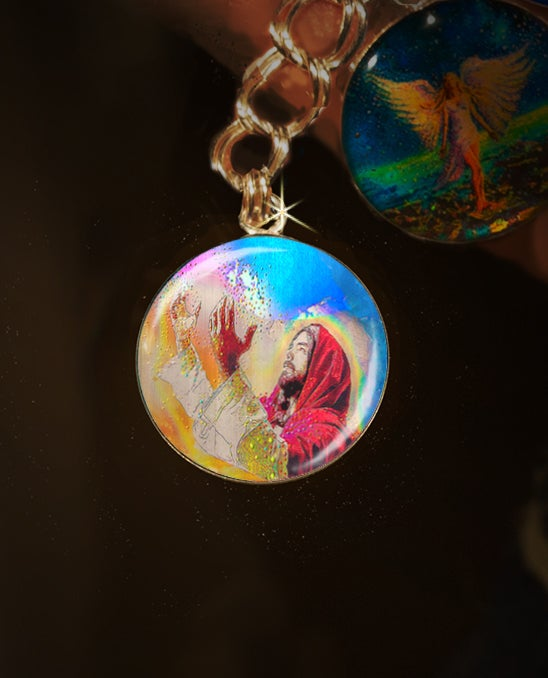 Image of Light Of Christ Energy Charm