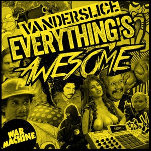 Image of Vanderslice - Everything's Awesome CD