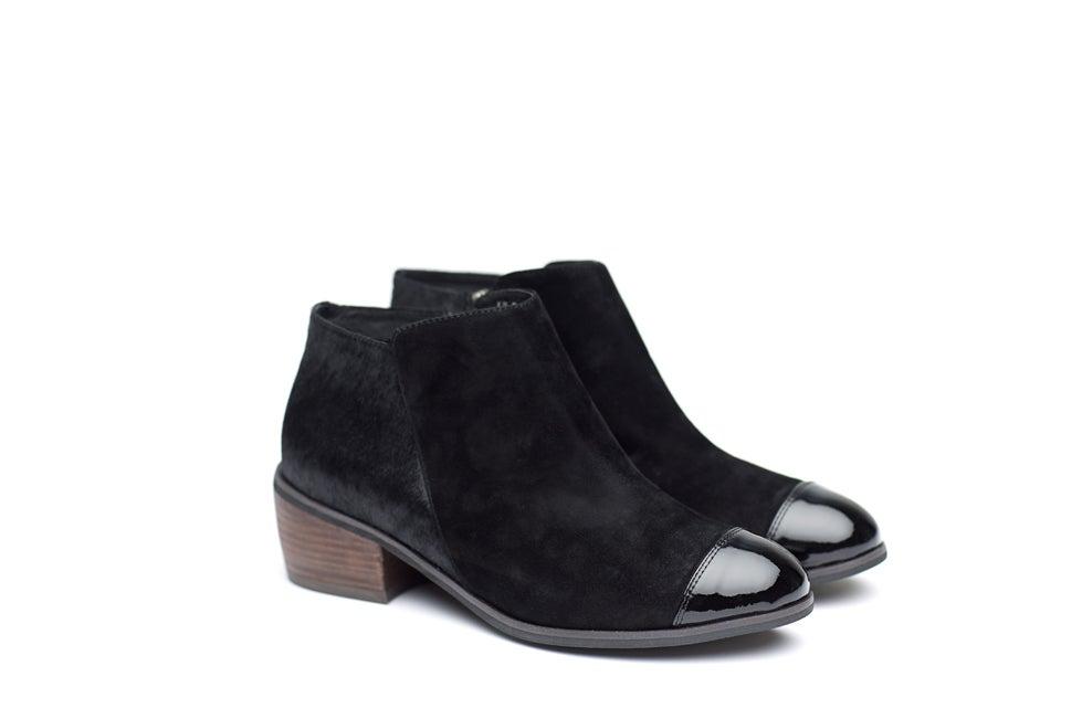 shoe the bear kaospilot black lili female boots kaospilot shop. Black Bedroom Furniture Sets. Home Design Ideas