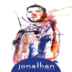 Image of Jonathan Issue 05: A Journal of Gay Fiction (PAPERBACK)