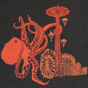 Image of Coney Island Octopus Tee