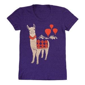 Image of Women's Llama Tee