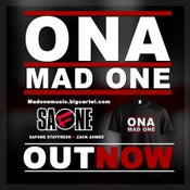 Image of The 'ONA MAD ONE' Tee