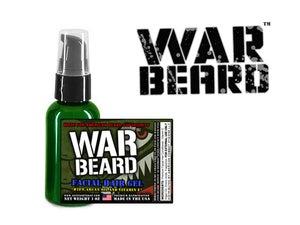 Image of War Beard Facial Hair Gel