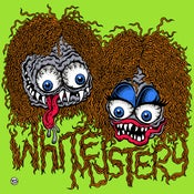 "Image of White Mystery ""Unteddy / Buttheads from Mars"" 7"" - OUT NOW!"