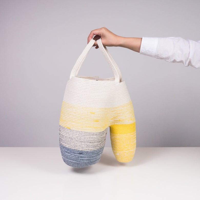 Image of 2-hump handbag