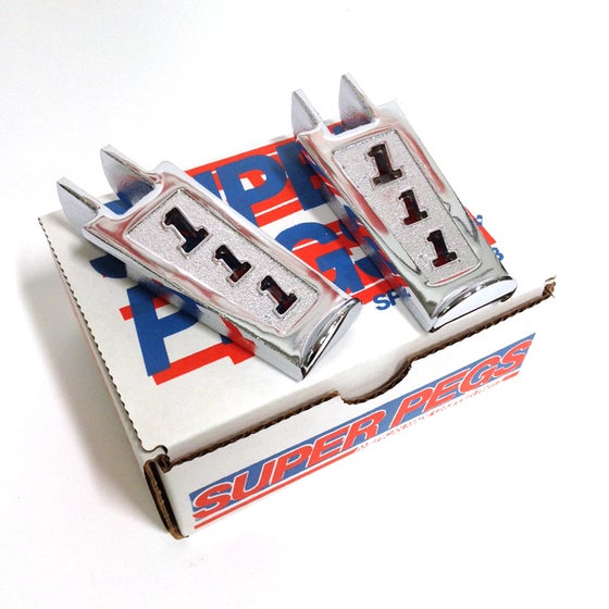 Image of SUPER PEGS™
