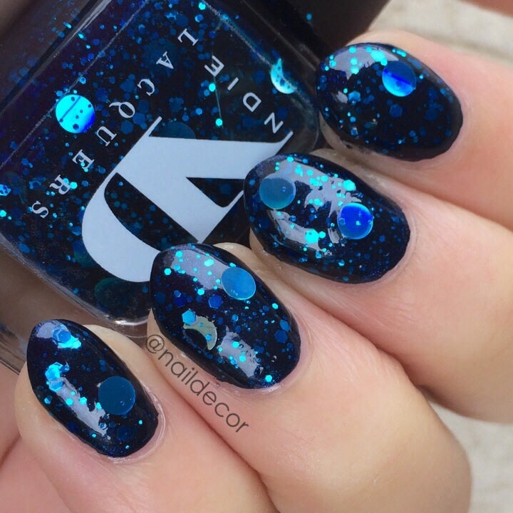 "Image of ""Songs of Neptune"" Nail Polish"