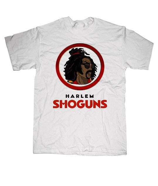 Image of Harlem Shoguns - (White)
